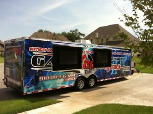 Gameon Party Truck Established Party Service Business For Sale