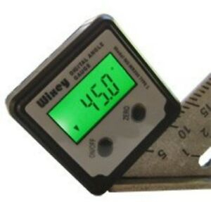 Angle Wixey Digital Wr300 Gauge Type Backlight New Gauges Level Magnetic Tab
