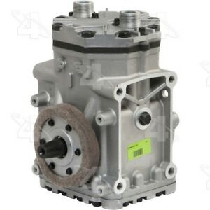 Four Seasons 58056 New York 209 210 Compressor W O Clutch 58056