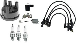 Ford Tractor Ignition Tune Up Kit Ford 2000 3000 4000 3 Cylinder Tractors