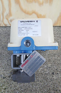 3 4 Valvcon Lcr150s24dc 24 Dc 1 Amp Electric Motorized Valve Actuator