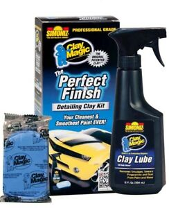Original Perfect Finish Detailing Clay Kit Made In The Usa