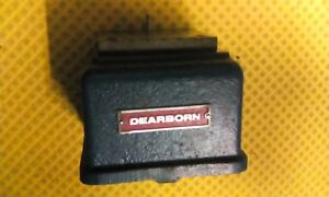 Dearborn Gage Cast Iron Dial Indicator Base Stand Reversed Undercut Measuring