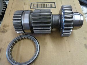 Ford Tractor 8600 Transmission Parts Main Input Shaft