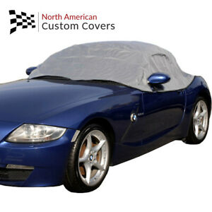 Rp094g Convertible Soft Top Roof Protector Half Cover For Bmw Z4 2002 To 2016