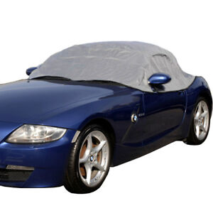 094g Bmw Z4 Convertible Soft Top Roof Half Cover E85 And E89 2002 To 2016