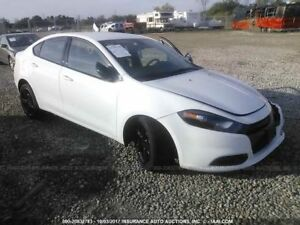 Passenger Front Seat Bucket Air Bag Cloth Manual Fits 13 16 Dart 2295181