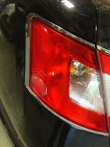 Oem Driver S Left Side Tail Light 2010 2012 Ford Taurus Quarter Mounted