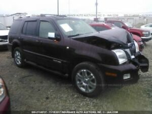 Driver Front Seat Bucket Air Bag Leather Electric Fits 06 08 Explorer 2328705