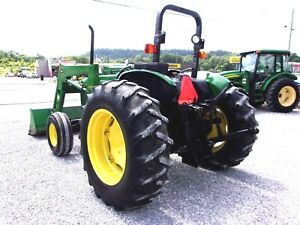 John Deere 5300 Tractor With Jd 540 Loader