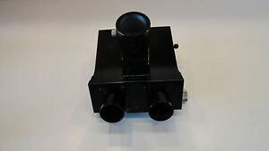 Leitz Wetzlar Microscope Part Germany Ortholux Ii Head Optics