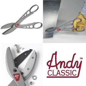Malco Tools M14a Andy Classic 14 Aluminum Snip Straight Cutting