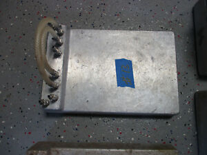 Cold Plate 6 5 Or 4 Pass 14 1 2 X 10 Soda Beer Jockey Box Cold With Fittings