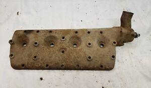 1932 38 Ford Flathead 21 Stud Head Passenger Side Right Hand Water Pump