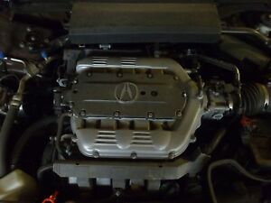 Engine 2011 Acura Tl 3 5l Motor With 82 155 Miles