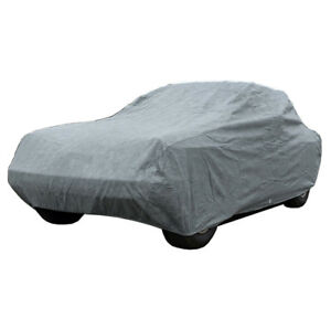 Cc201 Custom Fit Outdoor Car Cover For Mg Mgb Gt 1962 To 1980 4 Layer Padded