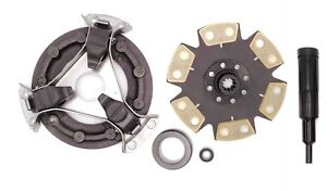 Clutch Kit Ford New Holland Tractor 1000 1310 1320 1500 1510 1520 1530