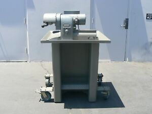 Hardinge Super Precision Speed Lathe Hsl 59 W Lockable Caster Wheels