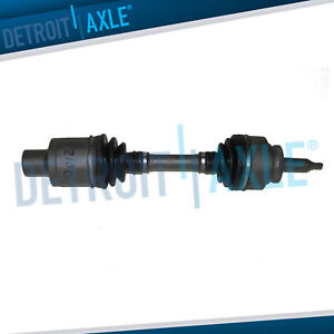 Front Passenger Right Side Cv Axle Drive Shaft For F 150 Expedition Navigator