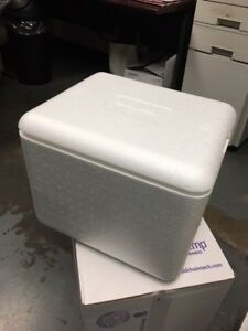 Eps Molded Insulated Container Kooltemp From Cold Chain Technologioes