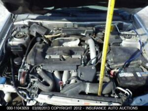 Turbo Supercharger 4 Cylinder Vin Vs Fits 00 04 Volvo 40 Series 1164646