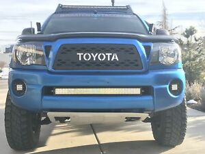 Steel Grille Insert That Fits 2005 2011 Toyota Tacoma