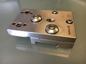 System 3r 3r 272 Wedm Leveling Head Hp Style Edm Tooling