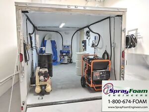 Spray Foam Rig graco E20 Foam Rig Quality Affordable Available Today