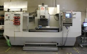 Vr9 Haas Cnc 5 axis Vertical Machining Center 28496