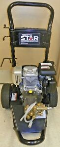 Northstar Gas Cold Water Pressure Washer 3000 Psi 2 5gpm Honda Engine 15775440