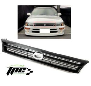 93 97 Toyota Corolla 1993 1997 Ae100 Ae101 Jdm Gloss Crown Billet Style Grill