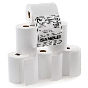 220 Per Roll Thermal Shipping Labels 4x6 Compatible 1744907 Dymo 4xl Printer