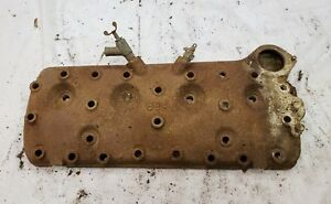 1949 1953 Ford Flathead 24 Stud Passenger Side Head 8ba Right Hand