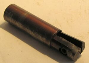Valenite Indexable End Mill Cutter Used