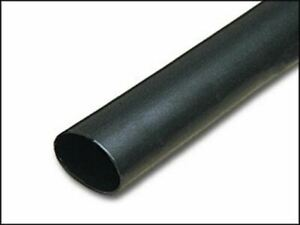 3 4 Inch Pvc Heat Shrink Black 250 Feet Spool