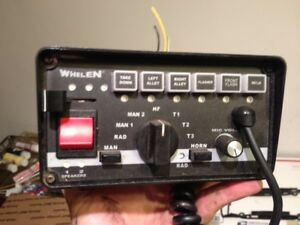 2005 Whelen Patriot Lfl412 Four Outlet Strobe Supply With Wiring Bundle