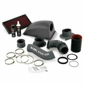 Banks Ram air Cold air Intake System Oiled Filter For Gm 8 1l Motorhome 01 10