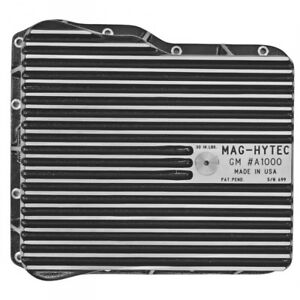 Mag hytec Allison A1000 Transmission Pan For 2001 2016 Chevy gmc Duramax Diesel