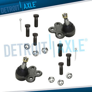 New Both 2 Front Lower Ball Joints For Pontiac Torrent Saturn Vue Chevy