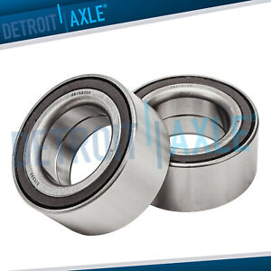 Front Wheel Bearing Set For 2008 2013 Honda Accord Crosstour Acura Tl Tsx