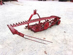 Ih 1300 Sickle Mower 7 Ft 3 Point We Ship Real Cheap And Real Fast