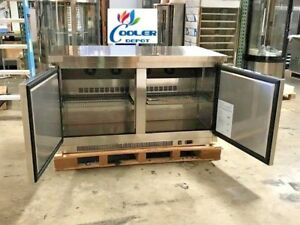 Nsf Undercounter Freezer 60 Ins Tuc60f freezer Refrigerator Under Counter