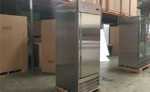Nsf One Door Freezer Cfd1ff Refrigerated Cooler Restaurant Equipment