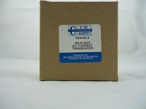 Cr Magnetics Cr4150 5 True Rms Ac Current Transducer