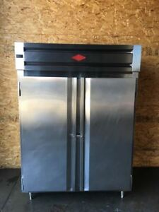 Utility Two door Reach in Freezer Model 60 ff 2s