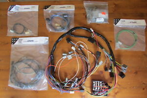 1960 Chevy Wiring Harness Set El Camino Impala Full Size