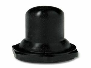 Toggle Boot For Heavy Duty Switches Black 3pack