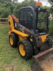 2007 Jcb 170 Robot Skid Steer Loader