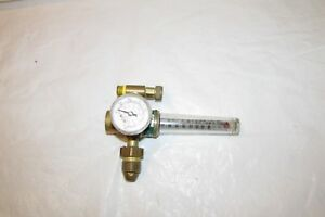 Victor Medalist Hrf 1425 580 Inert Gas Flowmeter Regulator Ar co2