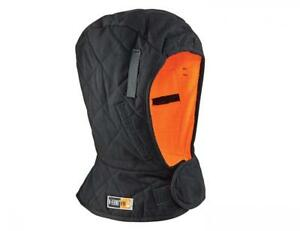 N ferno 6892 Fire Resistant Insulated Thermal Hard Hat Winter Liner Black
